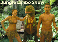 jungle limboshow