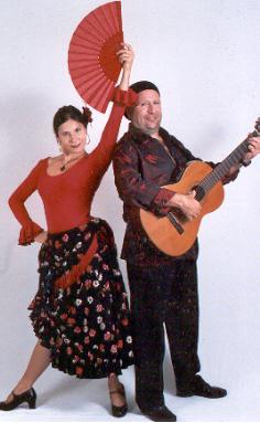 spaanse muziek duo a bailoar