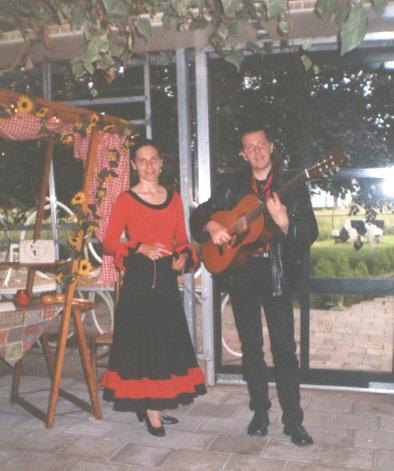muziek, duo