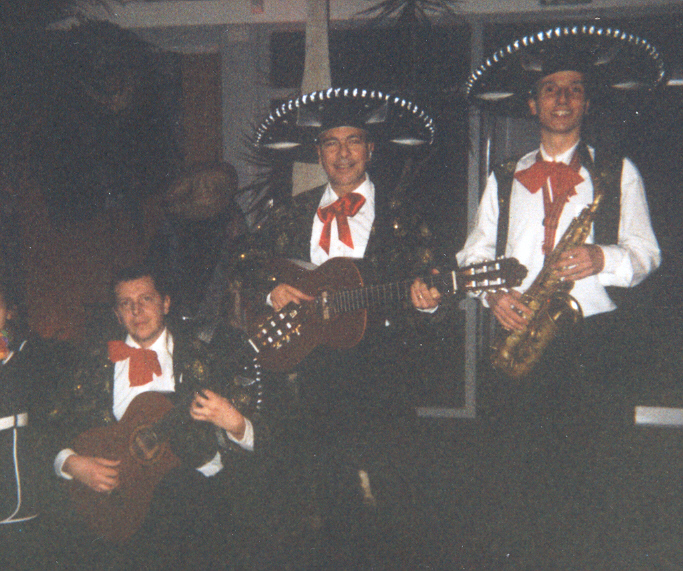 band feest